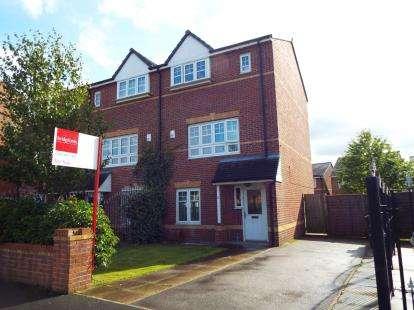 3 Bedrooms House for sale in Alderglen Road, Manchester, Greater Manchester