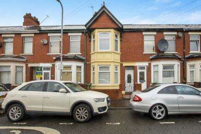 3 Bedrooms Terraced House for sale in Gelligaer Street, Heath, Cardiff, Wales