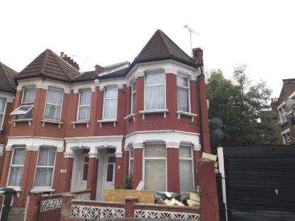 2 Bedrooms Flat for sale in Woodside Gardens, Bruce Grove, Tottenham, London