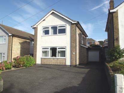 3 Bedrooms Detached House for sale in Leicester Road, Whitwick, Coalville