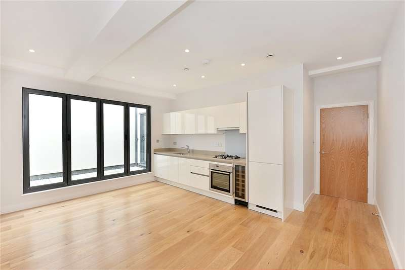 1 Bedroom Flat for sale in The Harper Building, Holloway Road, N7