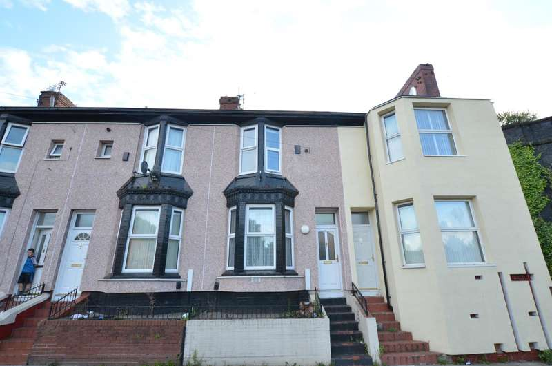 2 Bedrooms House for sale in Hornby Boulevard, Liverpool, Merseyside, L21