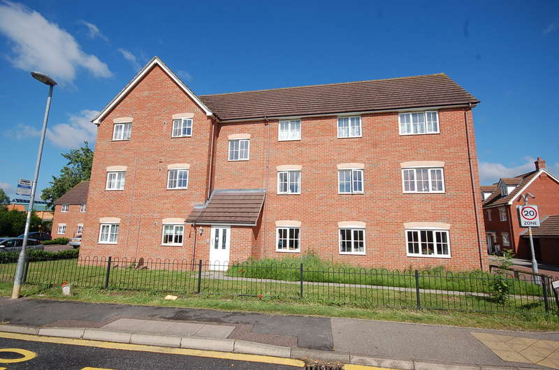 2 Bedrooms Flat for sale in Stanford Road, Thetford