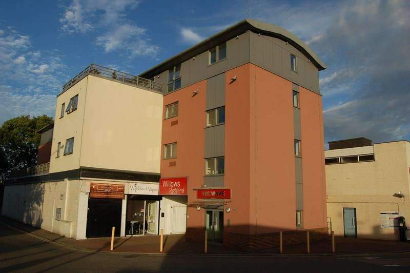 1 Bedroom Apartment Flat for sale in Market Avenue, Wickford