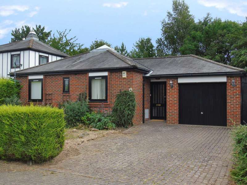 2 Bedrooms Bungalow for sale in Cadman Square, Shenley Lodge