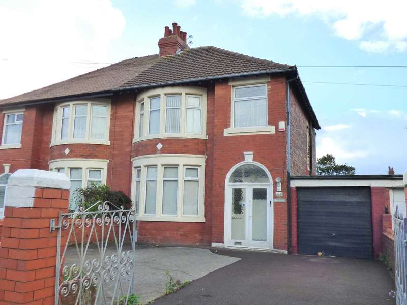 3 Bedrooms Semi Detached House for sale in Heeley Road, St Annes, Lytham St Annes