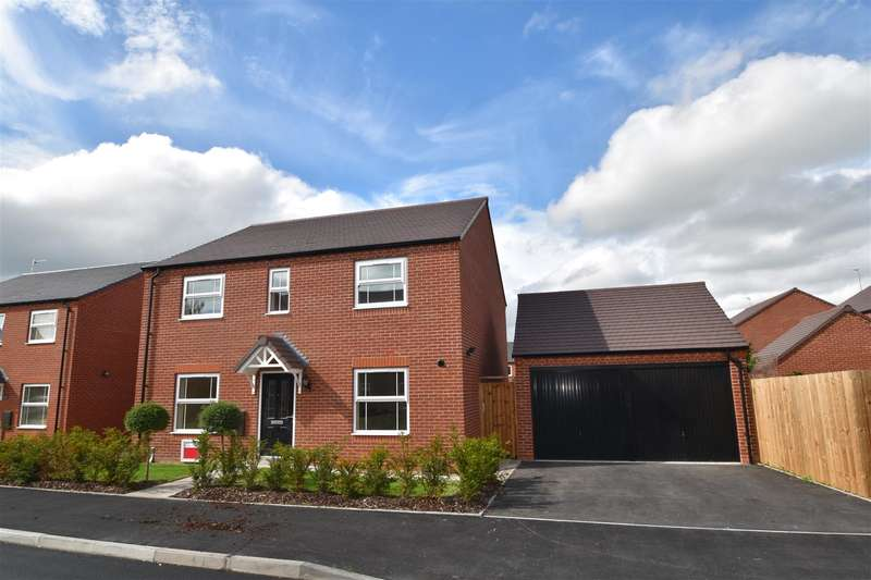 4 Bedrooms Property for sale in Off Bell Lane, Lower Broadheath, Worcester