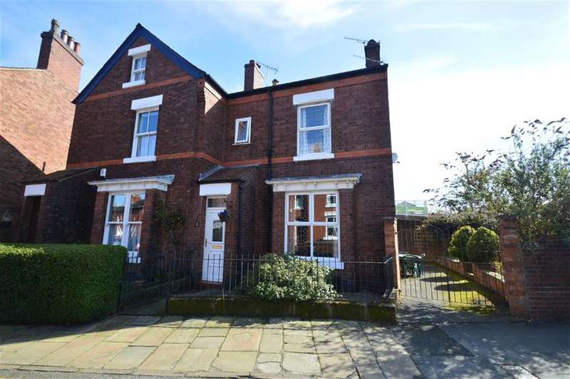 3 Bedrooms Property for sale in Pownall Street, Macclesfield