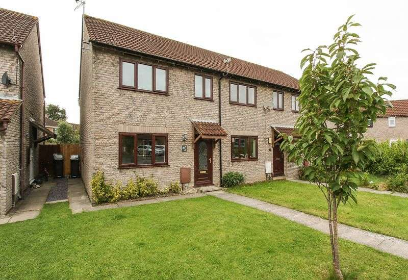 3 Bedrooms Semi Detached House for sale in Homeground, Clevedon