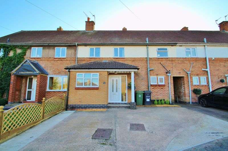 3 Bedrooms Semi Detached House for sale in Macaulay Road, Rothley, Leicestershire