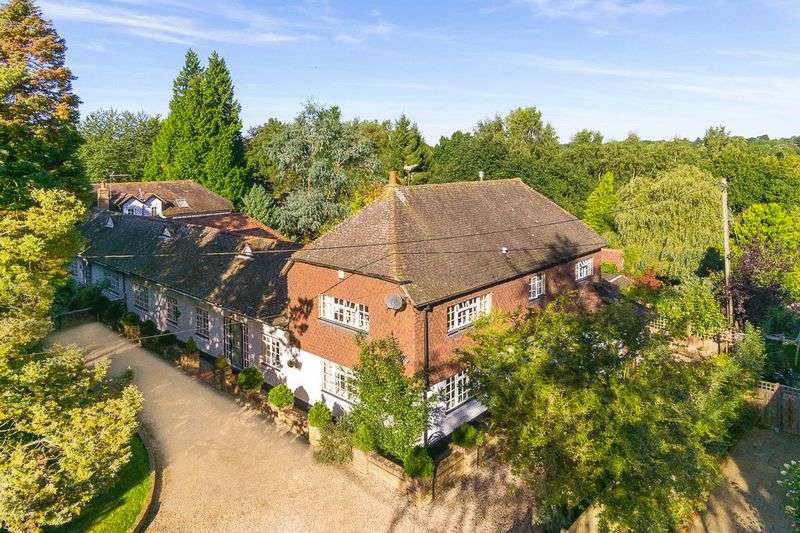 6 Bedrooms Detached House for sale in The Oaks Farm, Hatmill Lane, Brenchley