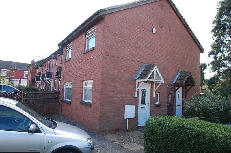 1 Bedroom Terraced House for sale in Cuthbert Close, Thornaby, Stockton-On-Tees