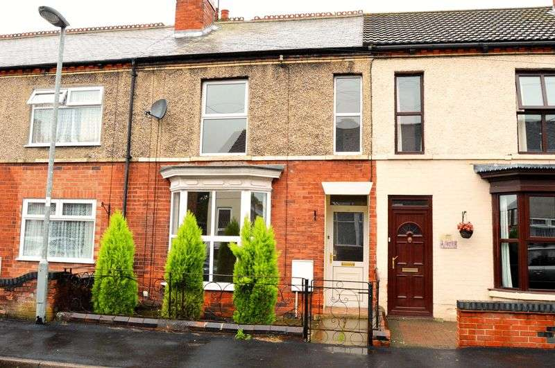2 Bedrooms Terraced House for sale in Silver Street, Barnetby