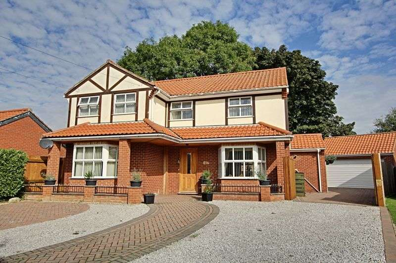 4 Bedrooms Detached House for sale in St. Peters Walk, Burton Pidsea