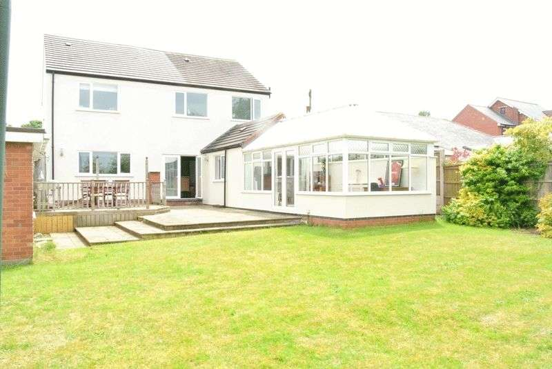 4 Bedrooms Detached House for sale in Clifton Grove, Mansfield