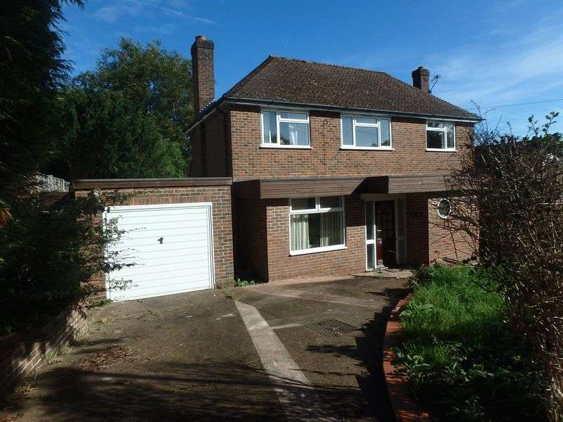 3 Bedrooms Detached House for sale in Downs Wood, Epsom Downs