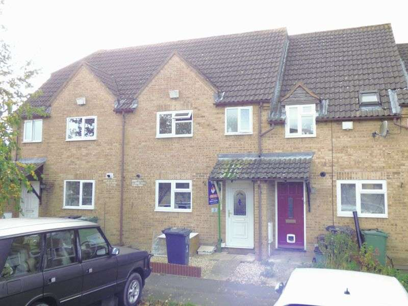 3 Bedrooms Terraced House for sale in Watermans Court, Gloucester