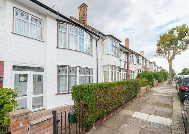 3 Bedrooms Terraced House for sale in Higham Road N17