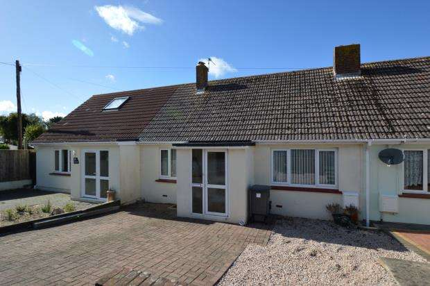 2 Bedrooms Terraced Bungalow for sale in Barnfield Road, Brixham, Devon