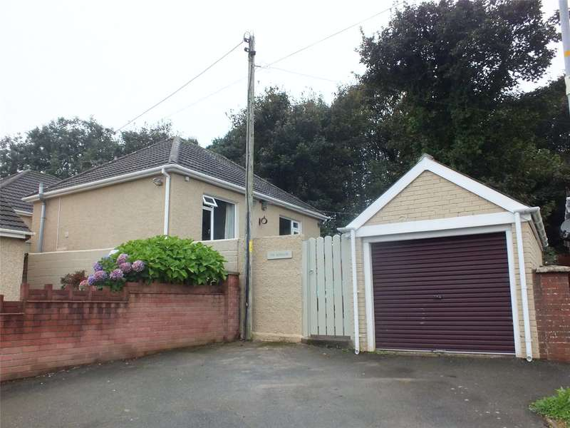 4 Bedrooms Detached Bungalow for sale in The Bungalow, St. Lawrence Hill, Hakin, Milford Haven