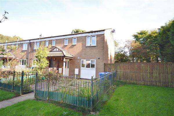 3 Bedrooms End Of Terrace House for sale in Woodfield, Bamber Bridge, Preston