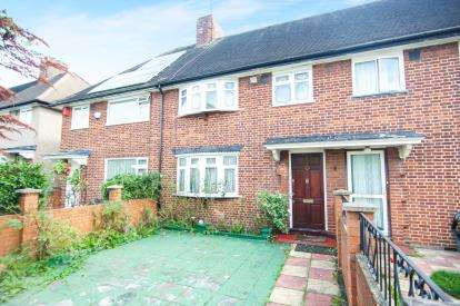 3 Bedrooms House for sale in Fire Brigade Cottages, Pinner Road, Pinner, Middlesex