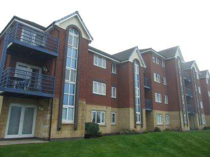 2 Bedrooms Flat for sale in Ensign Court, Westgate Road, Lytham St. Annes, Lancashire, FY8