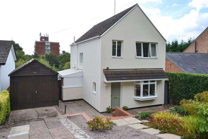 3 Bedrooms Detached House for sale in Weoley Park Road, Selly Oak, Birmingham