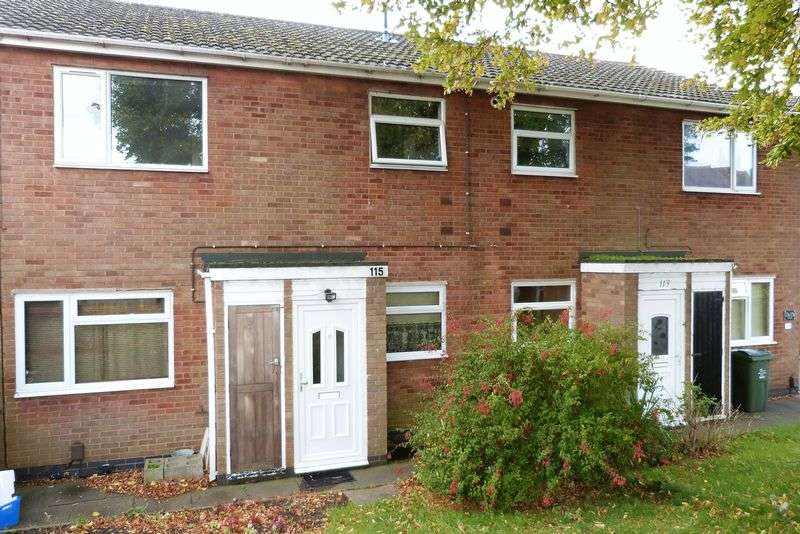 2 Bedrooms Flat for sale in Humberstone Lane, Thurmaston, Leicester