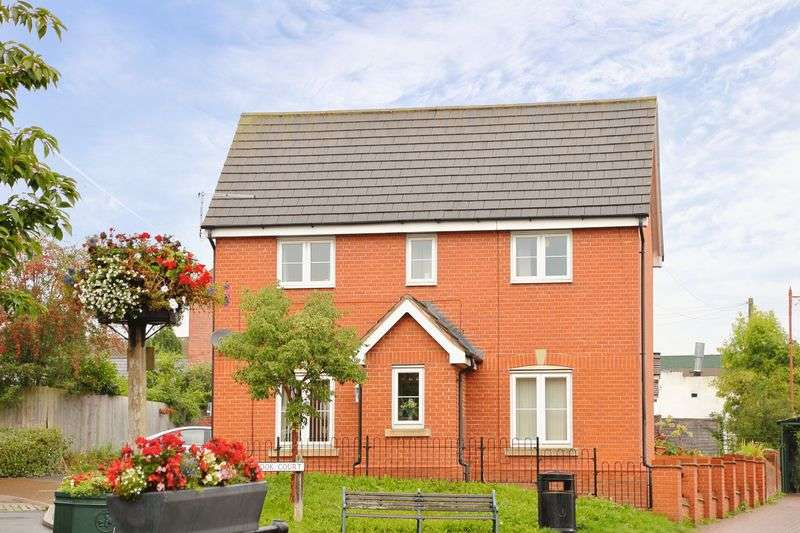 1 Bedroom Flat for sale in Borle Brook Court, Bridgnorth