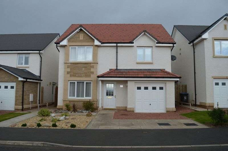 5 Bedrooms Detached House for sale in Whitehall Road, Chirnside, Duns
