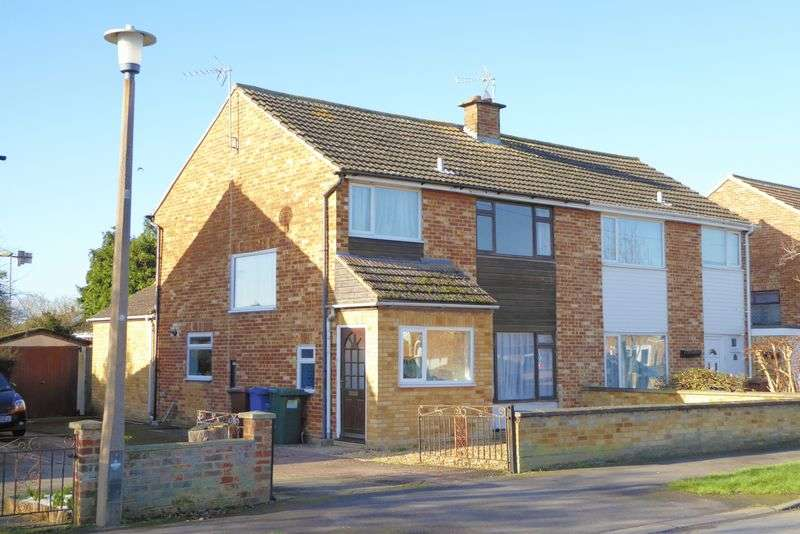3 Bedrooms Semi Detached House for sale in Longfields, Bicester