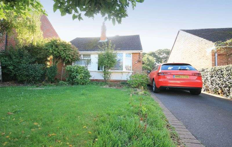 2 Bedrooms Detached Bungalow for sale in CHESTNUT AVENUE, CHELLASTON