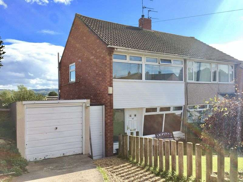 3 Bedrooms Semi Detached House for sale in Ashley, Kingswood, Bristol, BS15 9UD