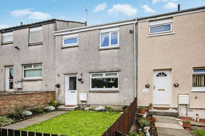 3 Bedrooms Terraced House for sale in 54 Dawson Place, Bo'ness