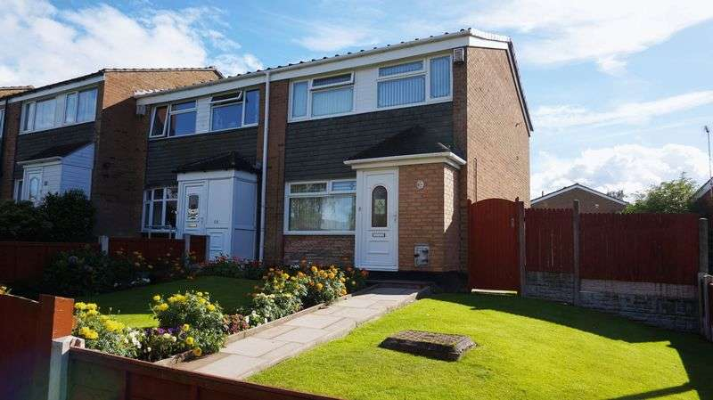 3 Bedrooms Terraced House for sale in **IDEAL FIRST TIME PURCHASE/INVESTMENT** Aire Croft, West Heath.