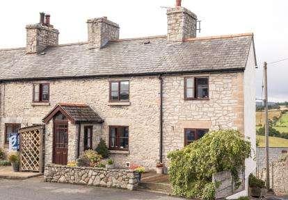 4 Bedrooms End Of Terrace House for sale in Church Street, Henllan, Denbigh, Denbighshire, LL16