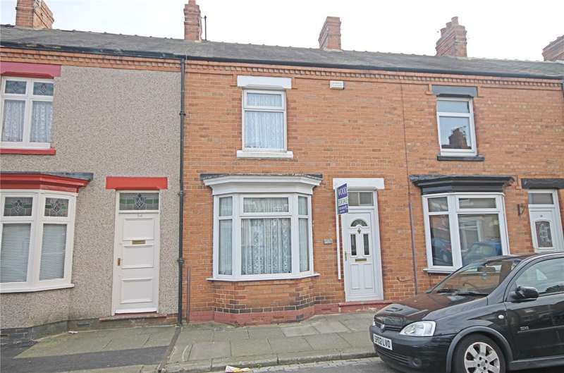 2 Bedrooms Terraced House for sale in Aysgarth Road, Darlington, DL1