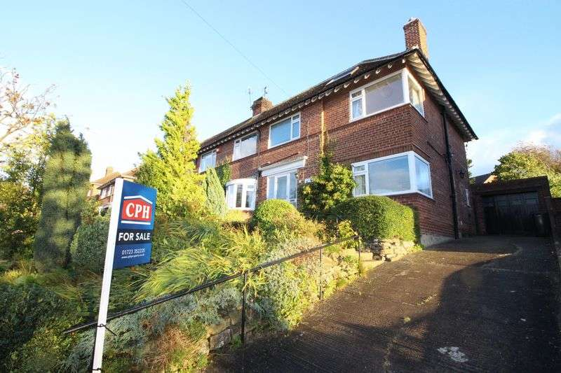 4 Bedrooms Semi Detached House for sale in 17 Sandybed Crescent