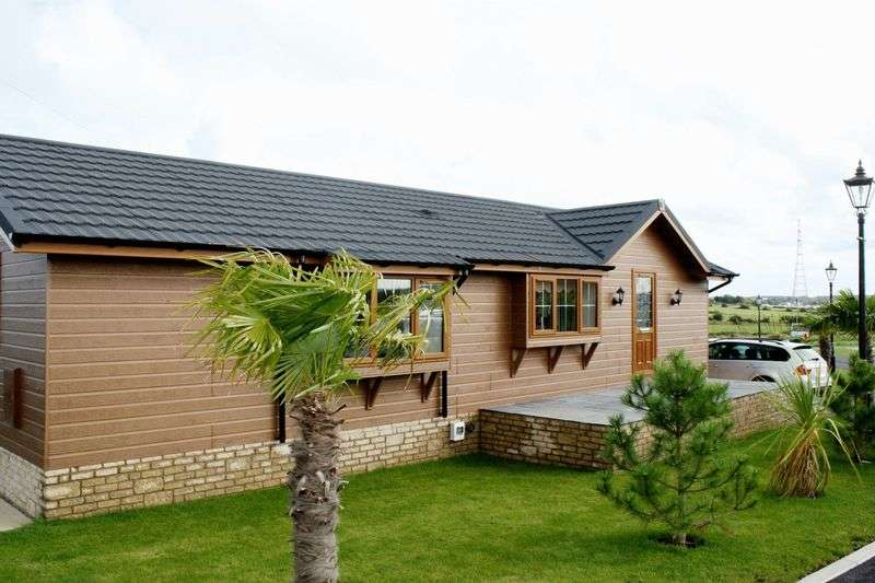 Bungalow for sale in Wyre Country Park, Wardleys Lane, Hambleton, Poulton-Le-Fylde, FY6 9DX