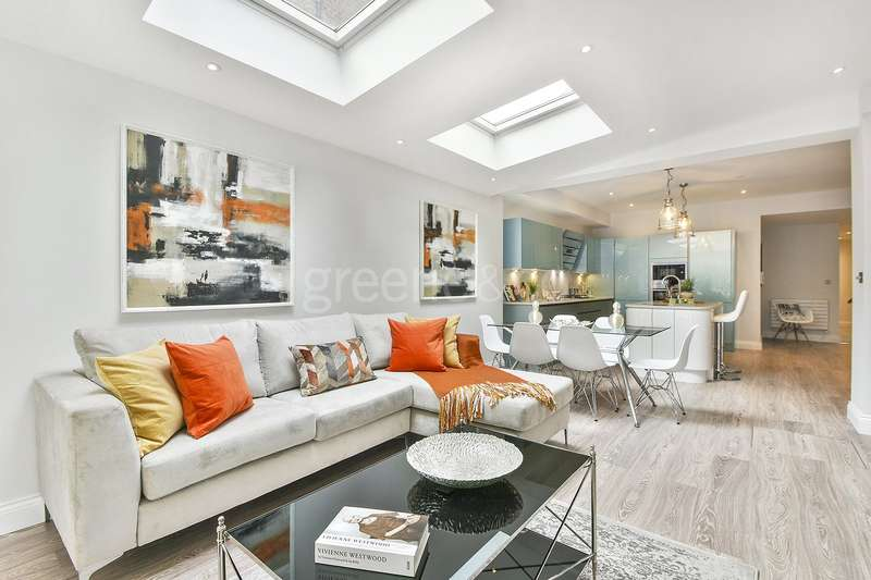 3 Bedrooms House for sale in Marylands Road, Maida Vale, London, W9
