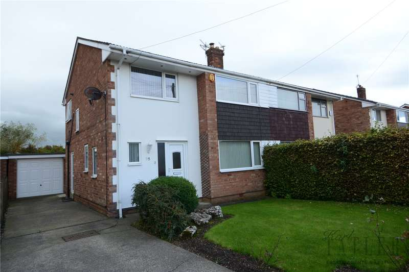 3 Bedrooms Semi Detached House for sale in Barnsdale Avenue, Thingwall, Wirral