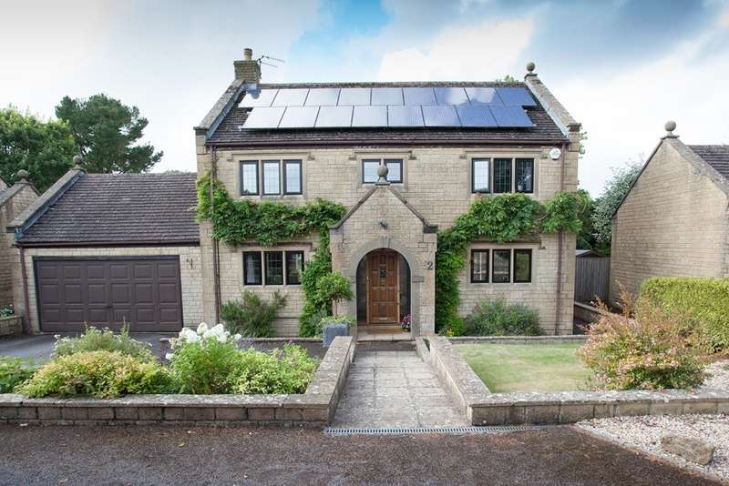 4 Bedrooms Detached House for sale in Beaminster
