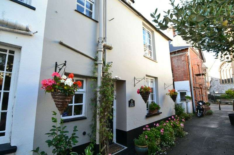 2 Bedrooms Cottage House for sale in VICTORIA ROAD, TOPSHAM, NR EXETER, DEVON