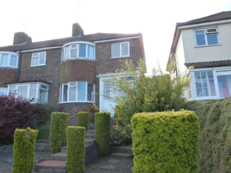 3 Bedrooms End Of Terrace House for sale in Malling Down, Lewes