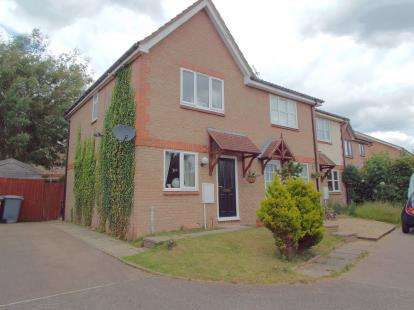 2 Bedrooms Semi Detached House for sale in Drayton, Norwich, Norfolk