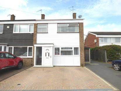 3 Bedrooms End Of Terrace House for sale in Hornchurch