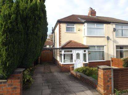 3 Bedrooms Semi Detached House for sale in Silverdale Road, Farnworth, Bolton, Greater Manchester