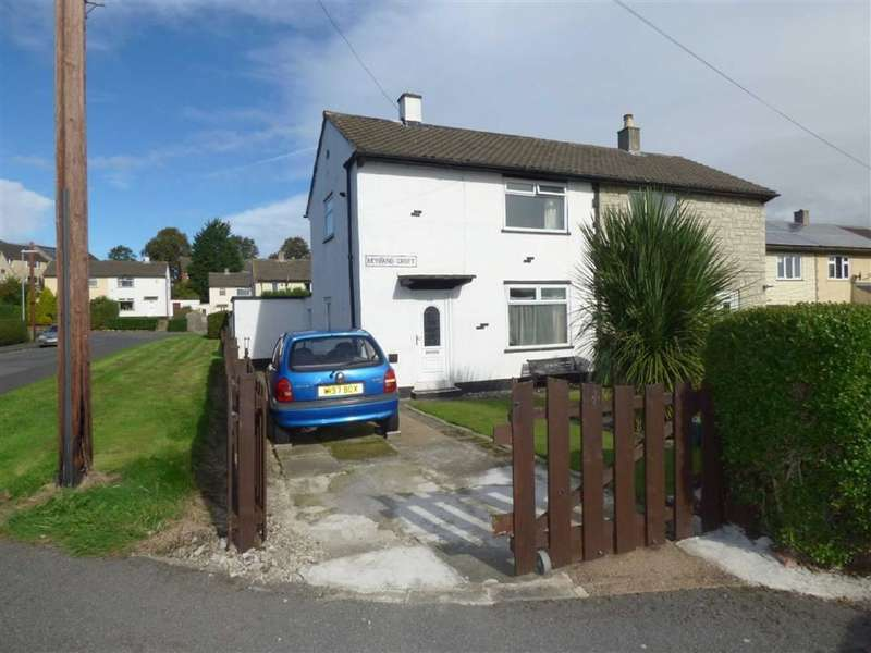 2 Bedrooms Property for sale in Leyland Croft, Bradley, HUDDERSFIELD, West Yorkshire, HD2