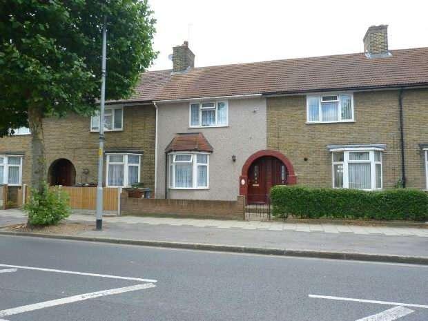 2 Bedrooms Terraced House for sale in Hedgemans Road, Dagenham